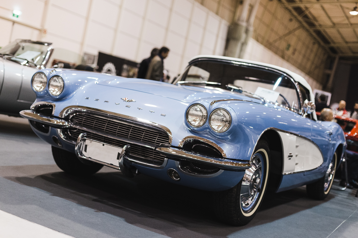 1961 Chevrolet Corvette C1 Roadster
