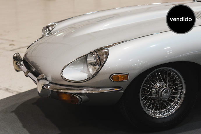 1970 Jaguar E Type Series II Roadster